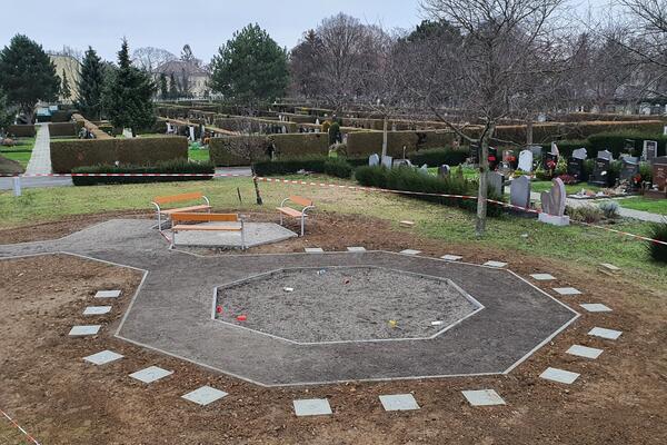 FH-Hietzing - Urnenpark